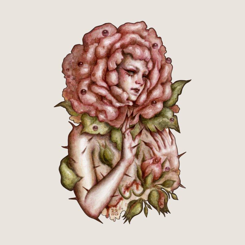 Mother Flower Woman Men's T-Shirt by BeaBastet