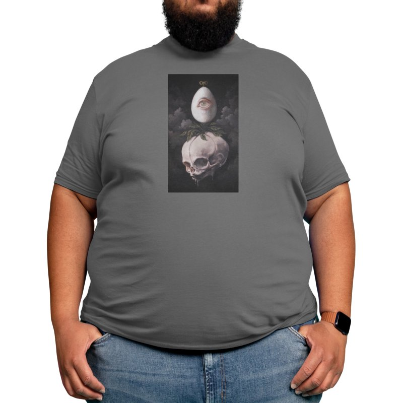 Sprout Surreal Painting Men's T-Shirt by BeaBastet