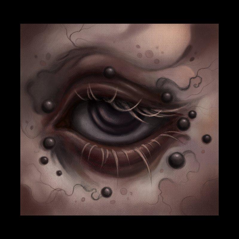 Surreal eye Men's T-Shirt by BeaBastet