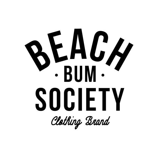Design for Beach Bum Society Stamp