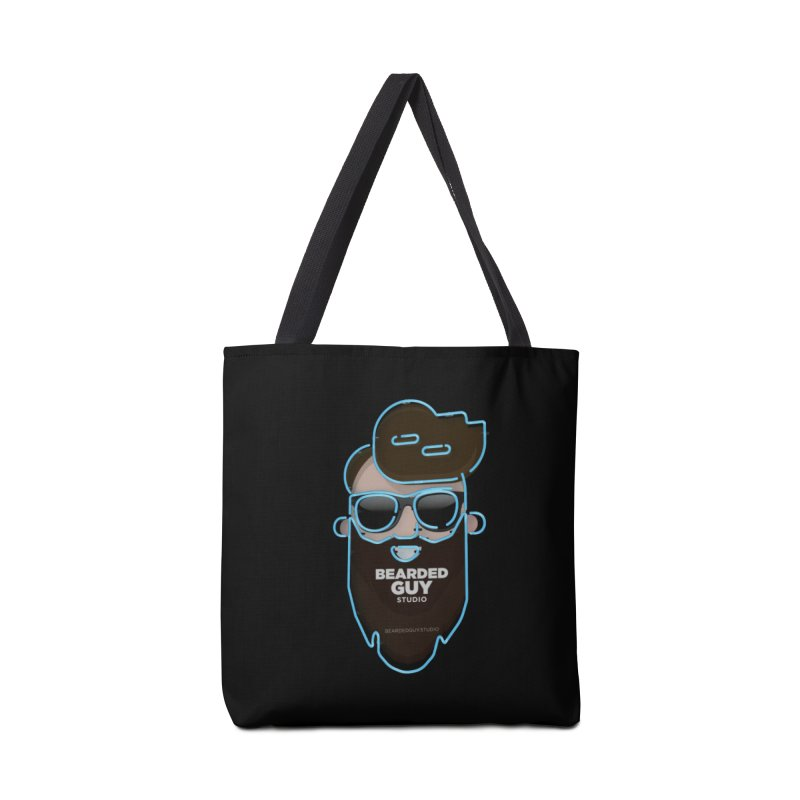 BeardedGuy Accessories Tote Bag Bag by Beardedguy's Shop