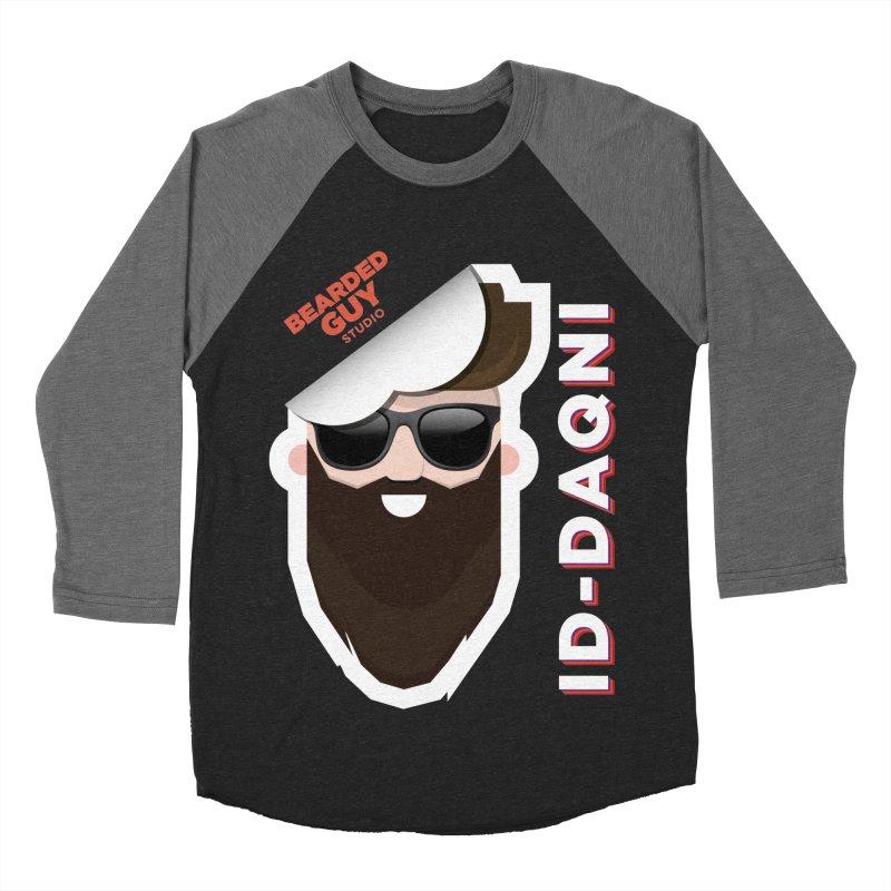 ID-DAQNI Women's Baseball Triblend Longsleeve T-Shirt by Beardedguy's Shop