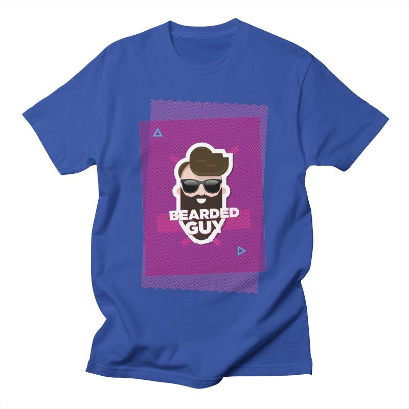 ZIG-ZAG SUMMER VIBE Women's Regular Unisex T-Shirt by Beardedguy's Shop