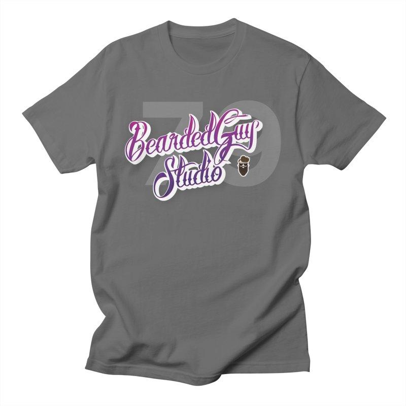 Bearded79 Men's T-Shirt by Beardedguy's Shop