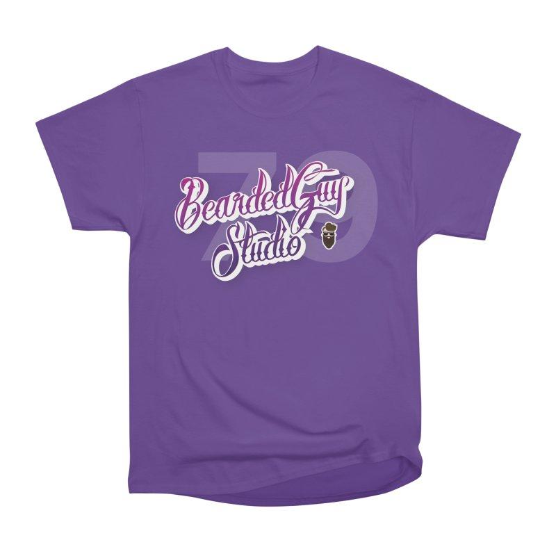 Bearded79 Women's Heavyweight Unisex T-Shirt by Beardedguy's Shop