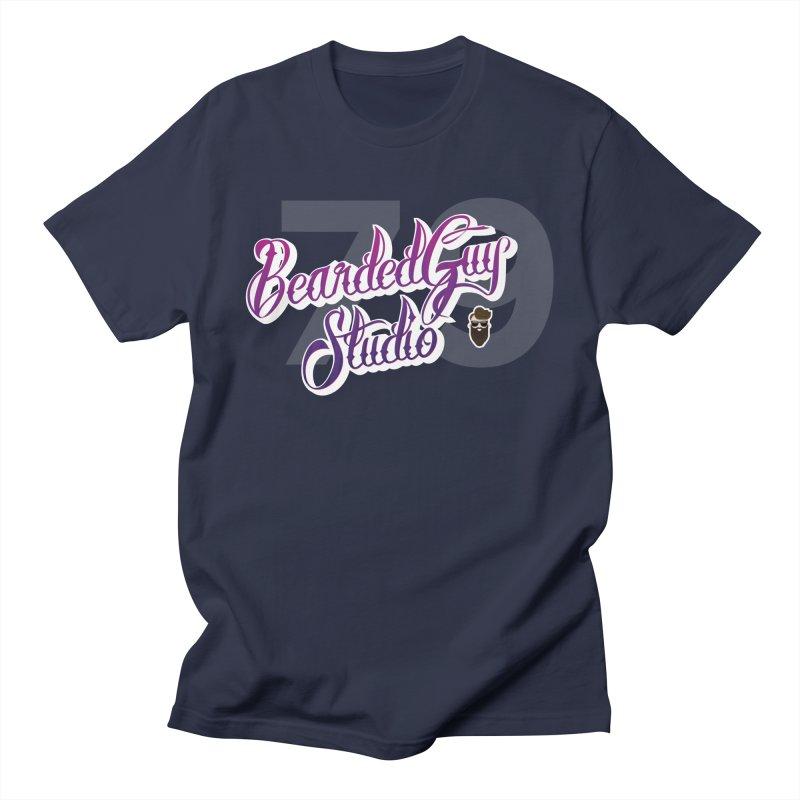 Bearded79 Women's Regular Unisex T-Shirt by Beardedguy's Shop