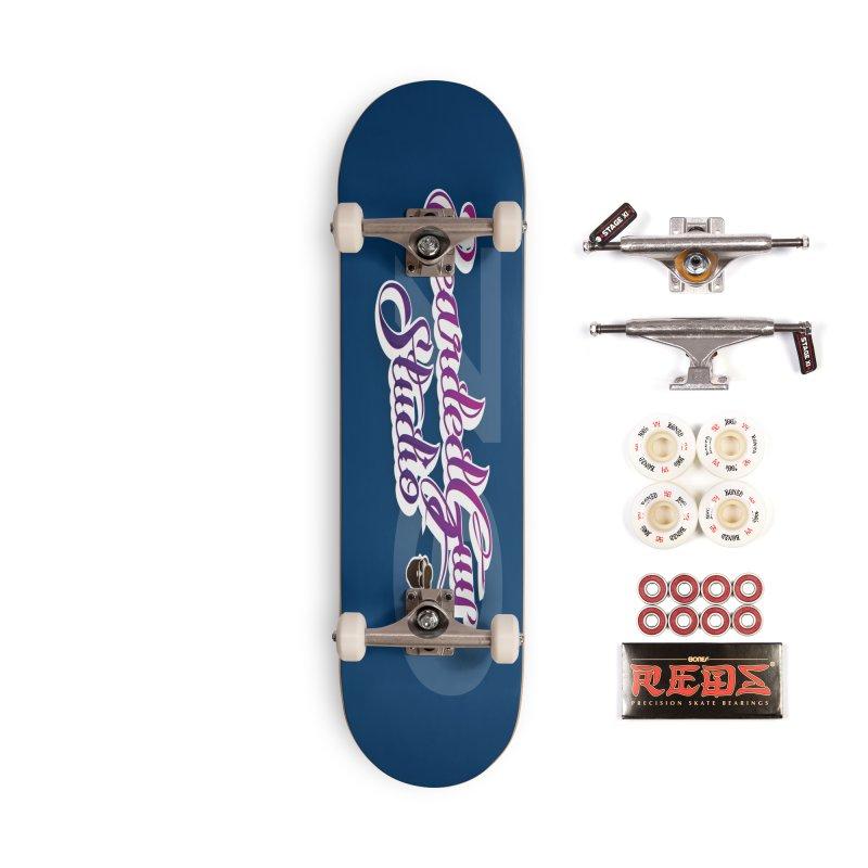 Bearded79 Accessories Complete - Pro Skateboard by Beardedguy's Shop