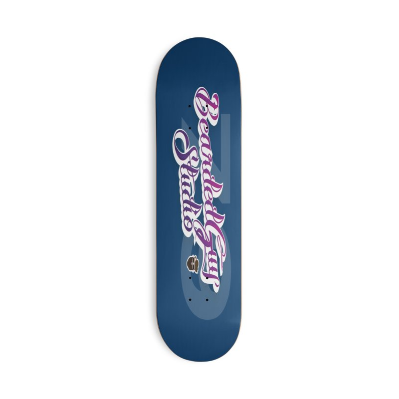 Bearded79 Accessories Deck Only Skateboard by Beardedguy's Shop