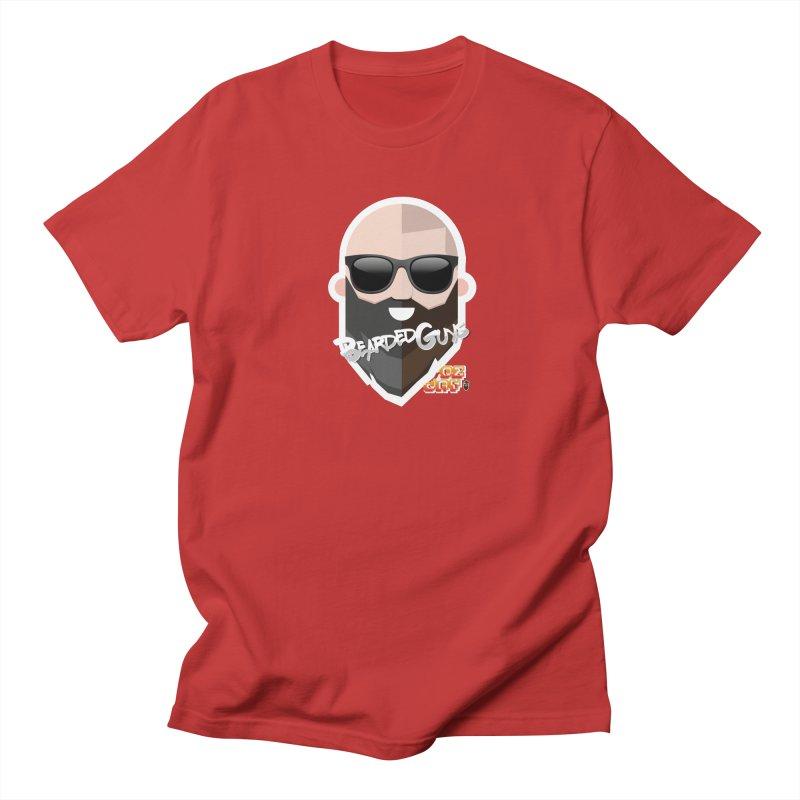 OZ&JAY - BEARDEDGUYS Women's Regular Unisex T-Shirt by Beardedguy's Shop