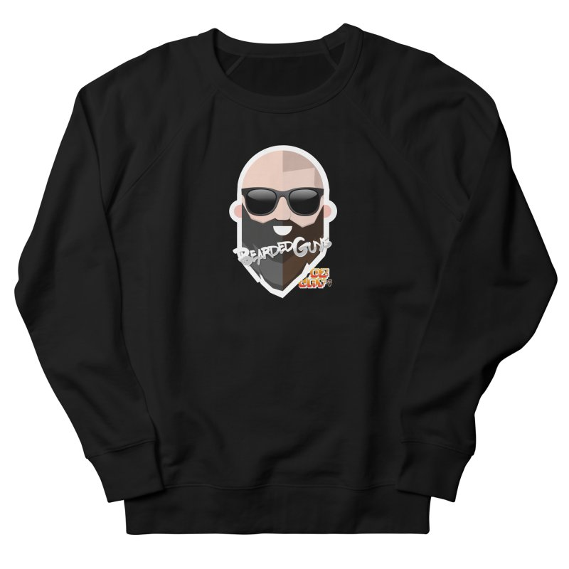 OZ&JAY - BEARDEDGUYS Men's French Terry Sweatshirt by Beardedguy's Shop