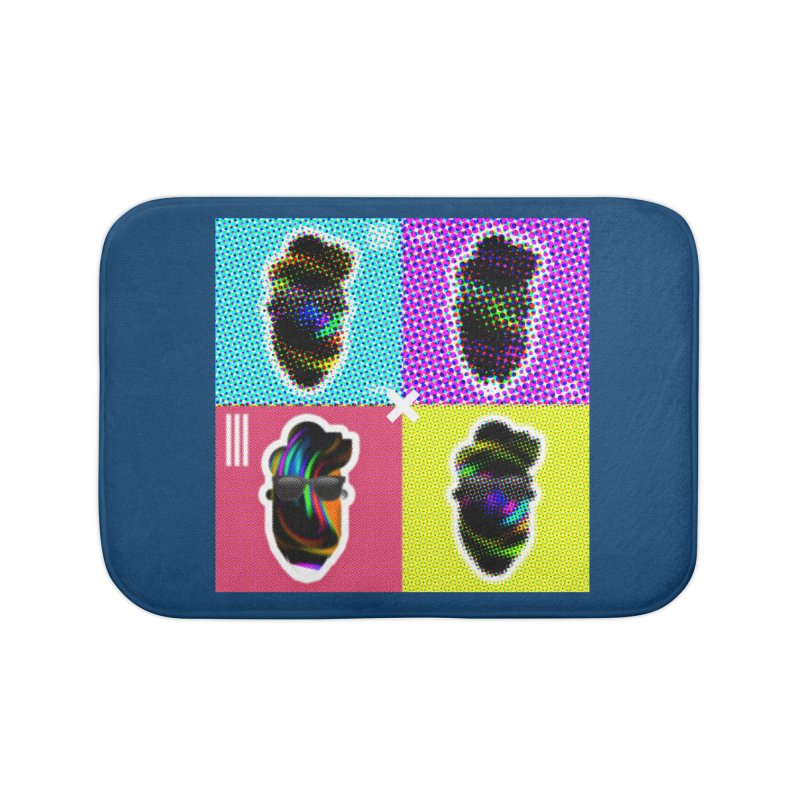 DOTTED BeardedGuy Home Bath Mat by Beardedguy's Shop