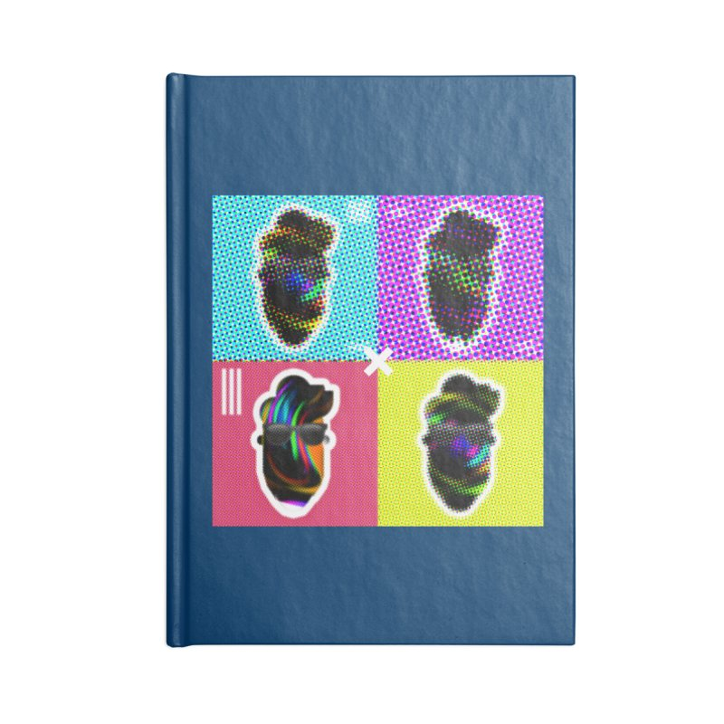 DOTTED BeardedGuy Accessories Blank Journal Notebook by Beardedguy's Shop