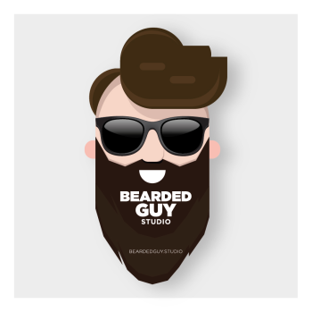 Beardedguy's Shop Logo