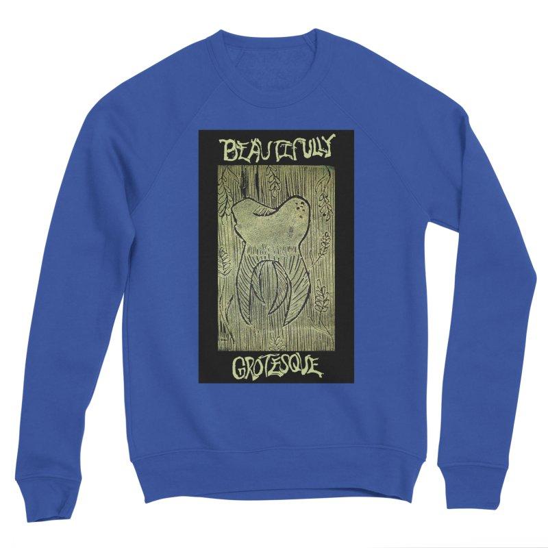 Branded Golden Wisdom Women's Sweatshirt by Beautifully Grotesque Artist Shop