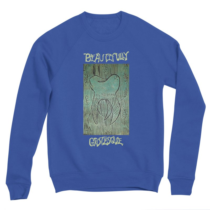 Wisdom Without Borders Women's Sweatshirt by Beautifully Grotesque Artist Shop
