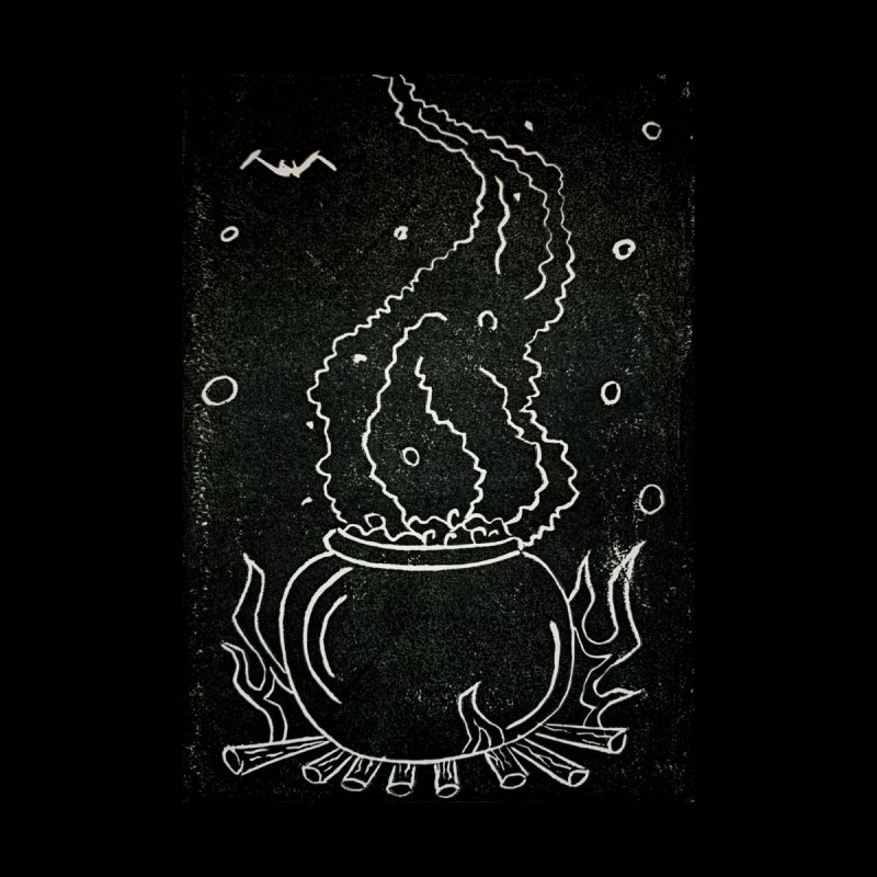 Brew In Black Home Tapestry by Beautifully Grotesque Artist Shop