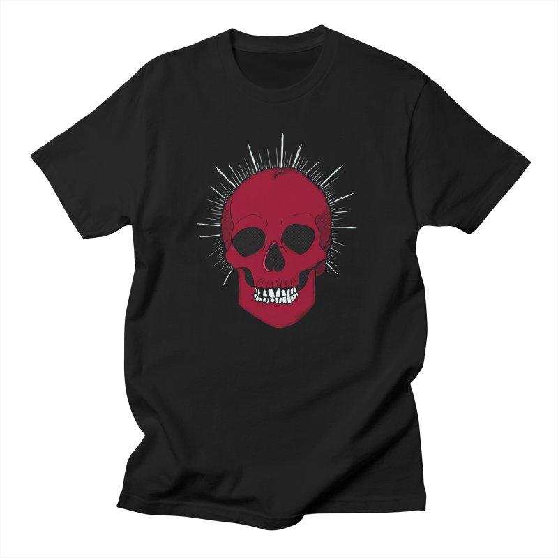 Saint Horror Men's T-Shirt by Beautifully Grotesque Artist Shop