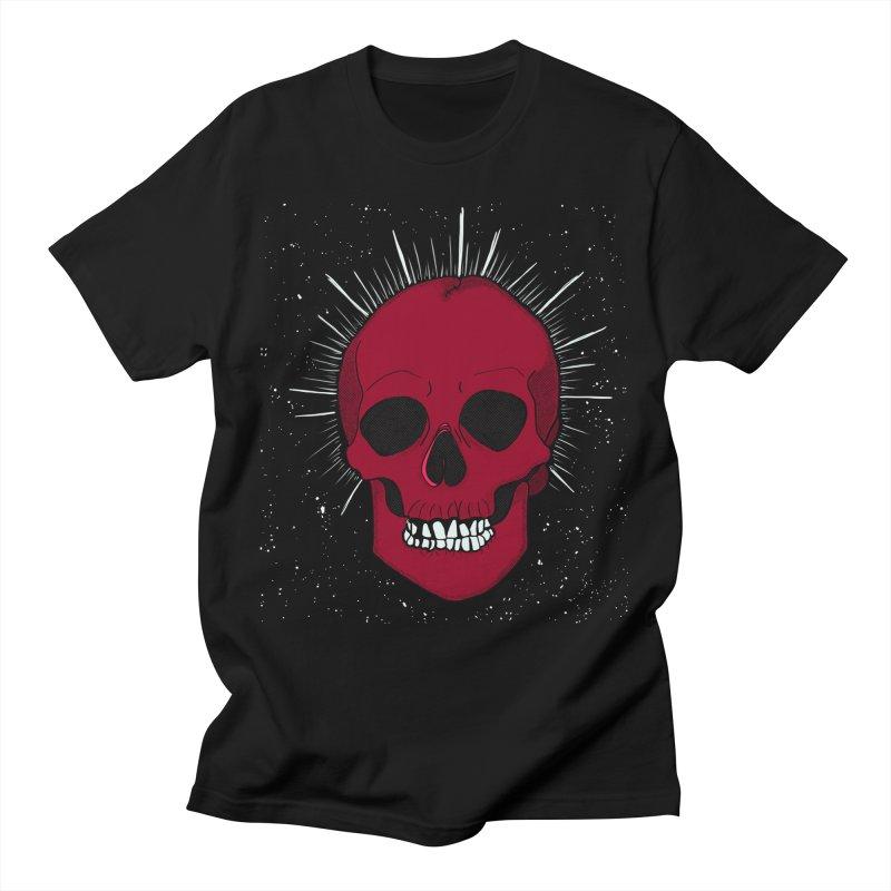 Saint Horror II Men's T-Shirt by Beautifully Grotesque Artist Shop