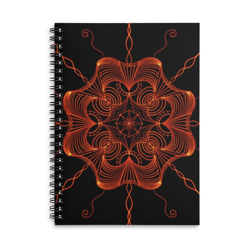 Sigil I Accessories Notebook by Beautifully Grotesque Artist Shop