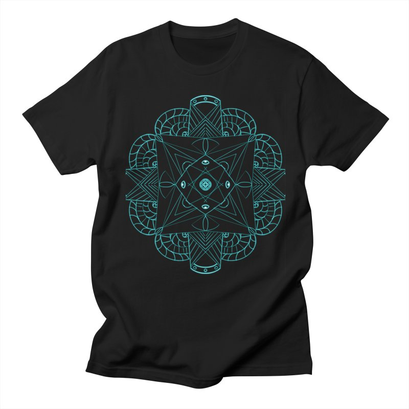 Sigil 2. Men's T-Shirt by Beautifully Grotesque Artist Shop