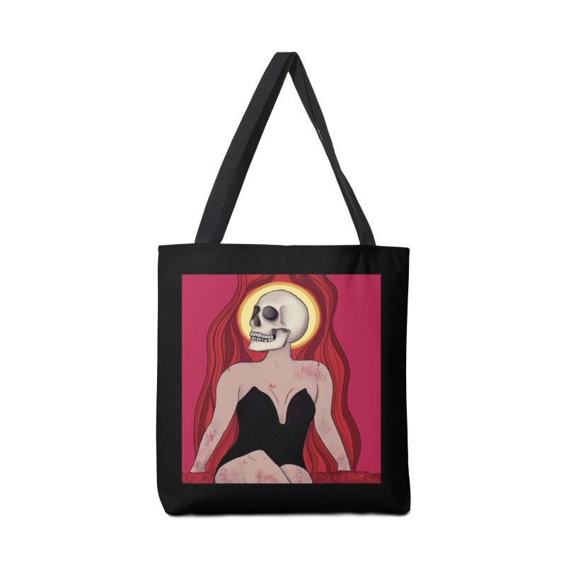 Saint Horror Accessories Bag by Beautifully Grotesque Artist Shop