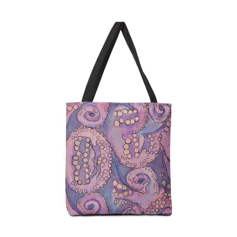 Squid Accessories Bag by Beautifully Grotesque Artist Shop