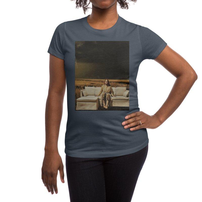 Disaster Women's T-Shirt by Beelzebubblegum's Artist Shop