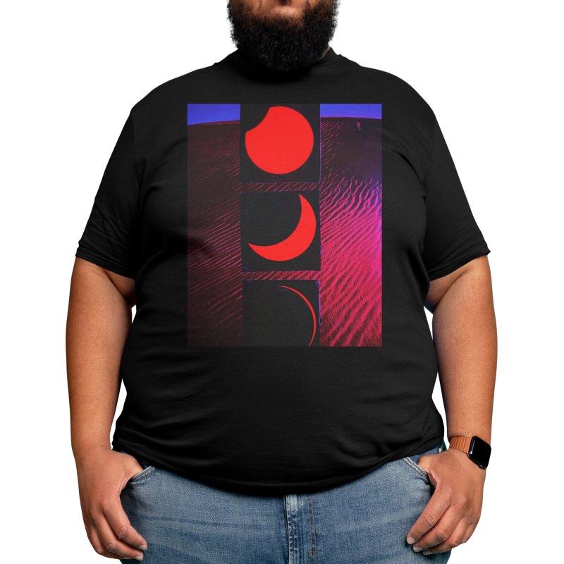 Phases Men's T-Shirt by Beelzebubblegum's Artist Shop