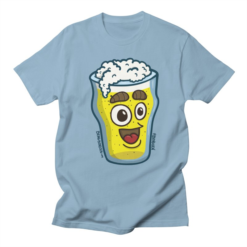 Cheers, mate! Men's Regular T-Shirt by Bendsen's Shop