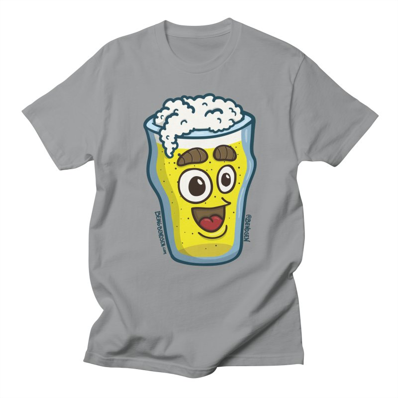 Cheers, mate! Men's T-shirt by Bendsen's Shop