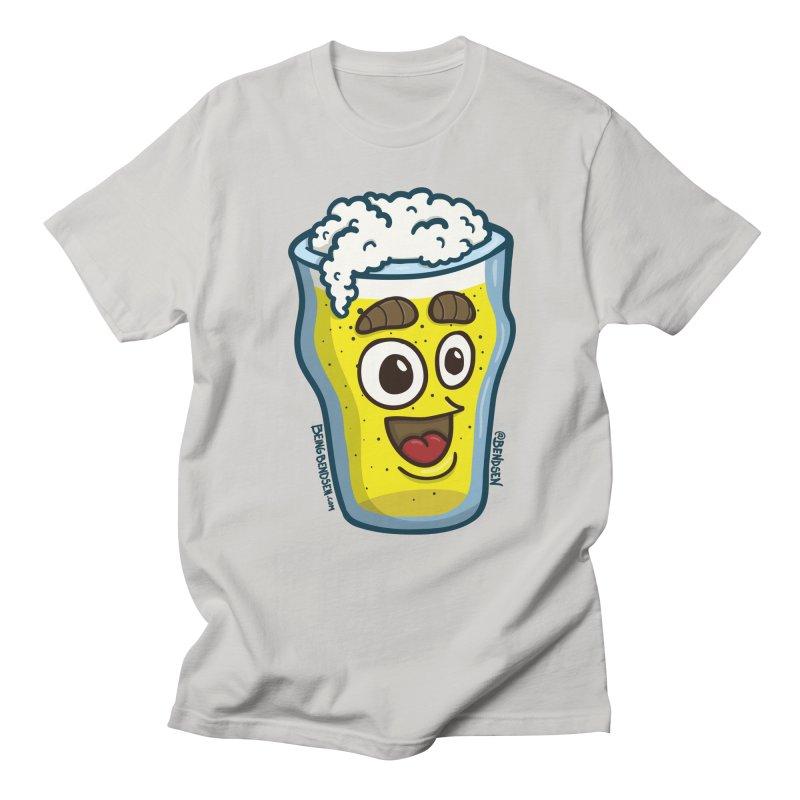 Cheers, mate! Men's Regular T-Shirt by Bendsen's Shop