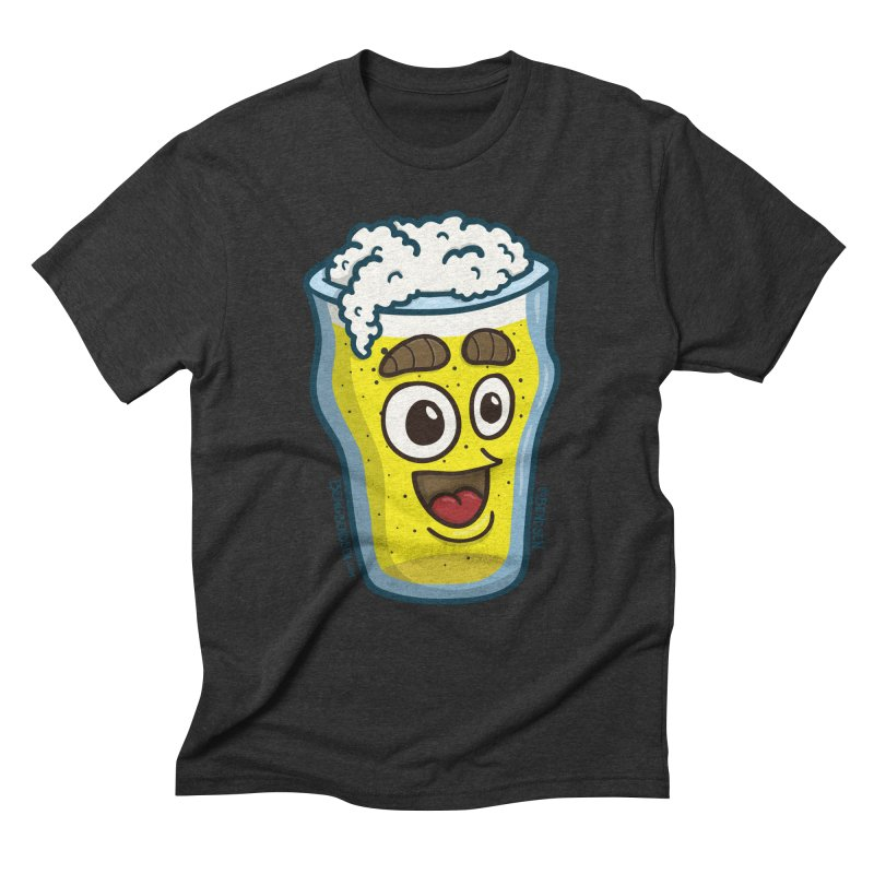 Cheers, mate! Men's Triblend T-shirt by Bendsen's Shop