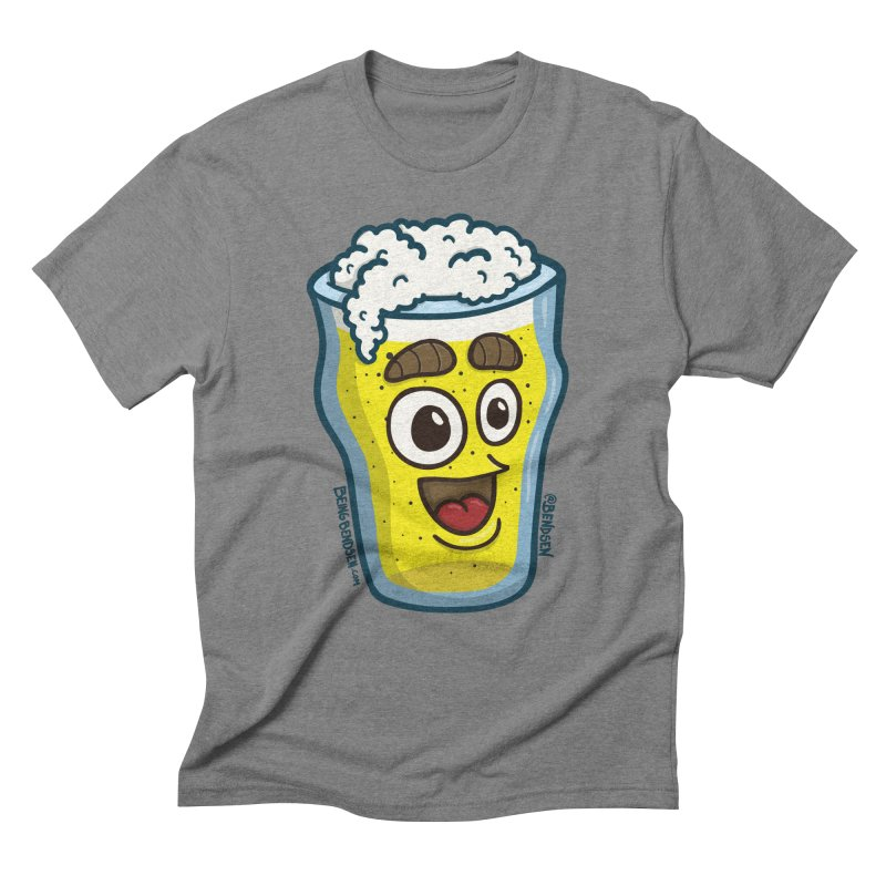 Cheers, mate! Men's Triblend T-Shirt by Bendsen's Shop