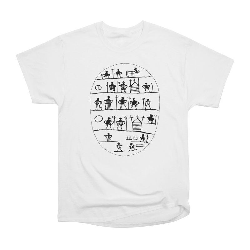 Five realms - Sami drum Men's T-Shirt by Beneath Northern Lights.com Shop