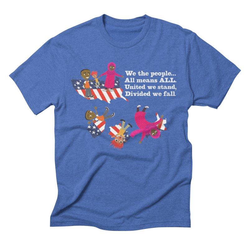 All Means All Men's T-Shirt by BestFriends's Artist Shop