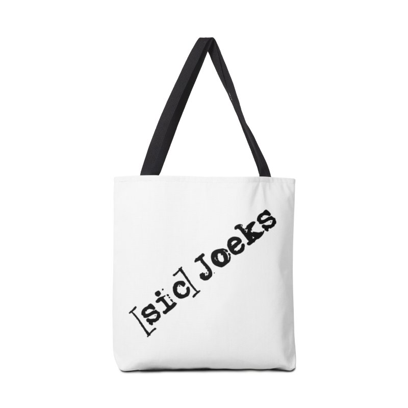 [sic] Joeks Logo Accessories Bag by BestMarkMiller's Artist Shop
