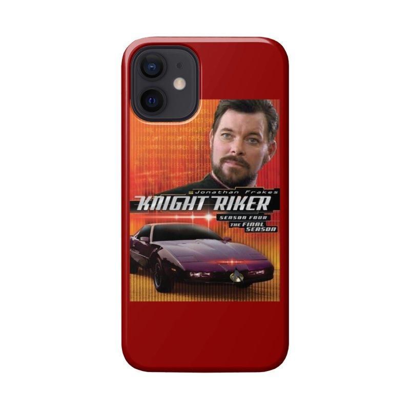 Knight Riker Accessories Phone Case by BestMarkMiller's Artist Shop