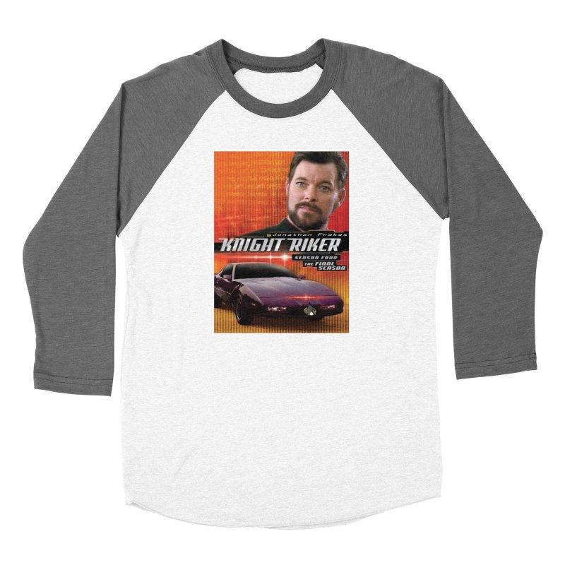 Knight Riker Women's Longsleeve T-Shirt by BestMarkMiller's Artist Shop