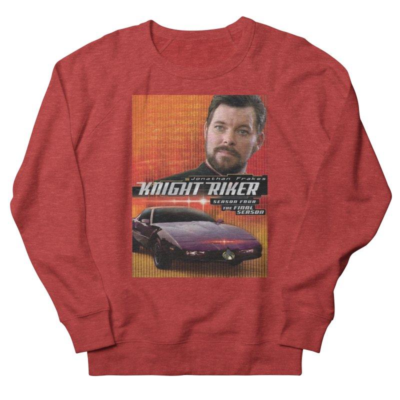 Knight Riker Women's French Terry Sweatshirt by BestMarkMiller's Artist Shop