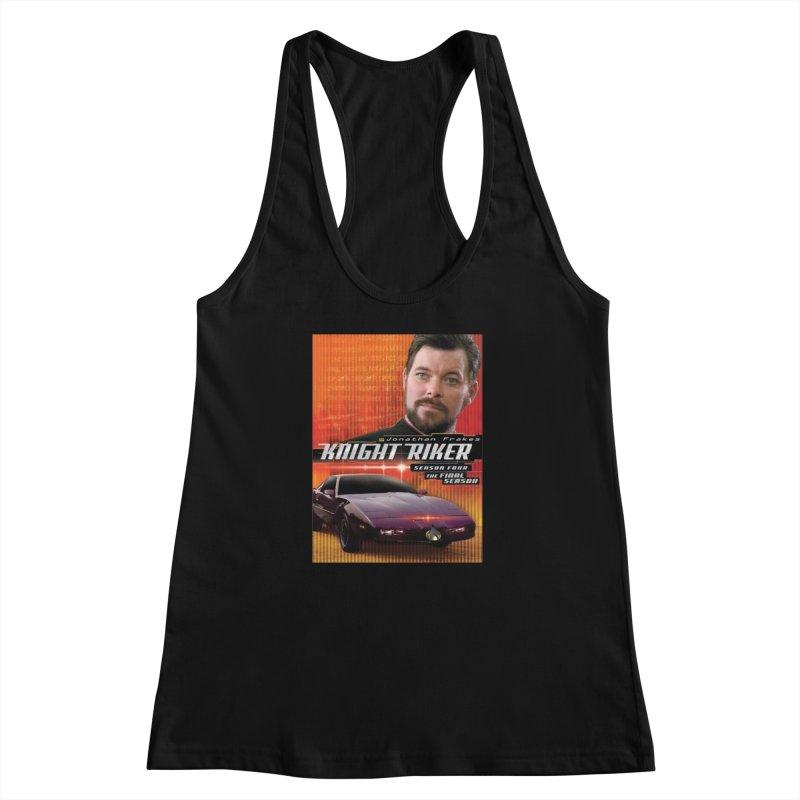 Knight Riker Women's Racerback Tank by BestMarkMiller's Artist Shop