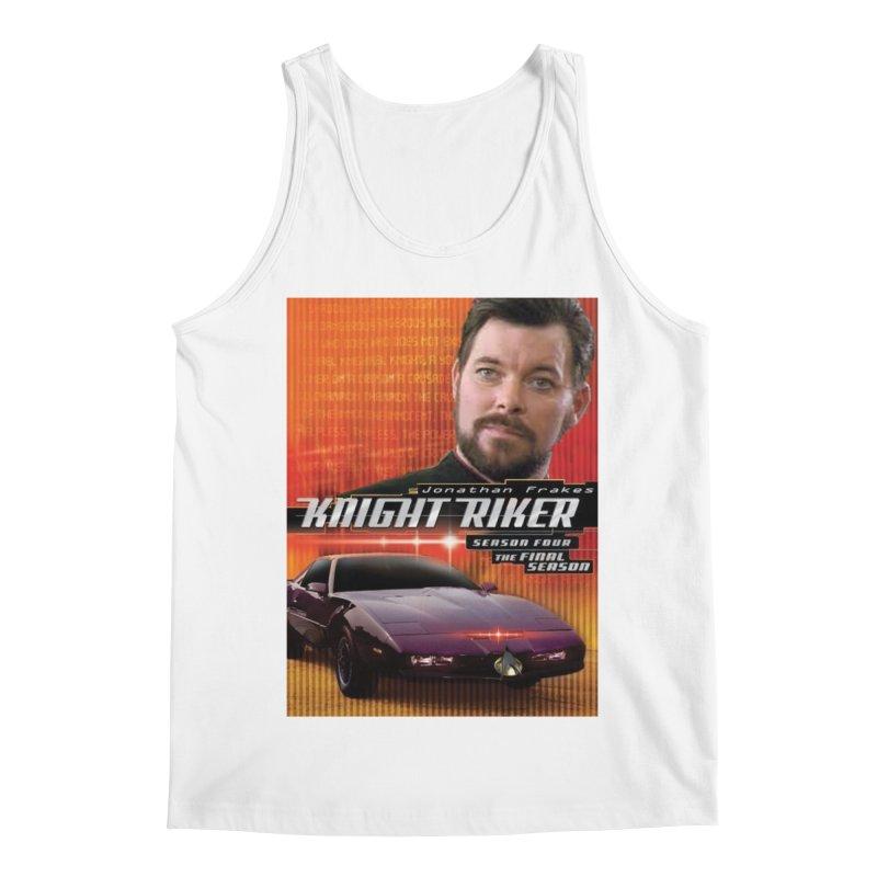Knight Riker Men's Regular Tank by BestMarkMiller's Artist Shop