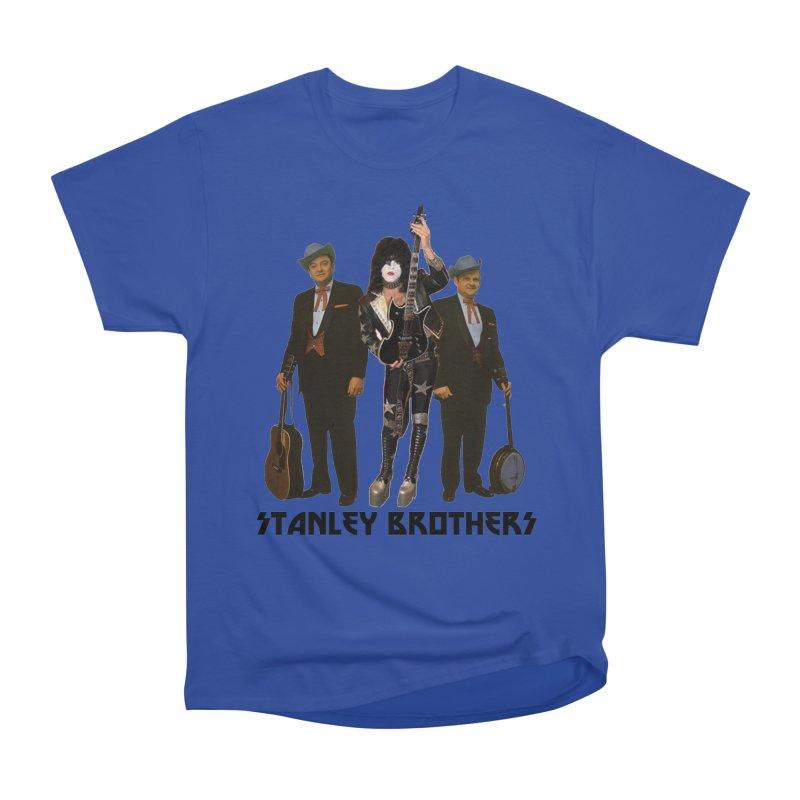 The Last Stanley Brother Women's Heavyweight Unisex T-Shirt by BestMarkMiller's Artist Shop