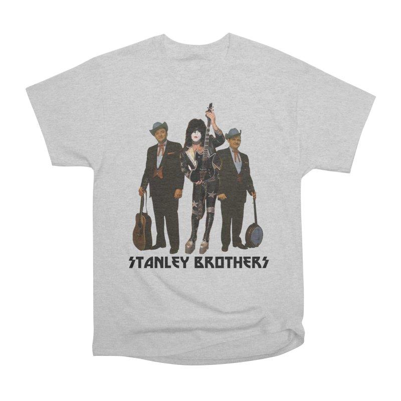 The Last Stanley Brother Men's Heavyweight T-Shirt by BestMarkMiller's Artist Shop
