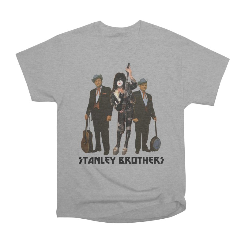 The Last Stanley Brother Men's Heavyweight T-Shirt by BestMarkMiller's Artist Shop