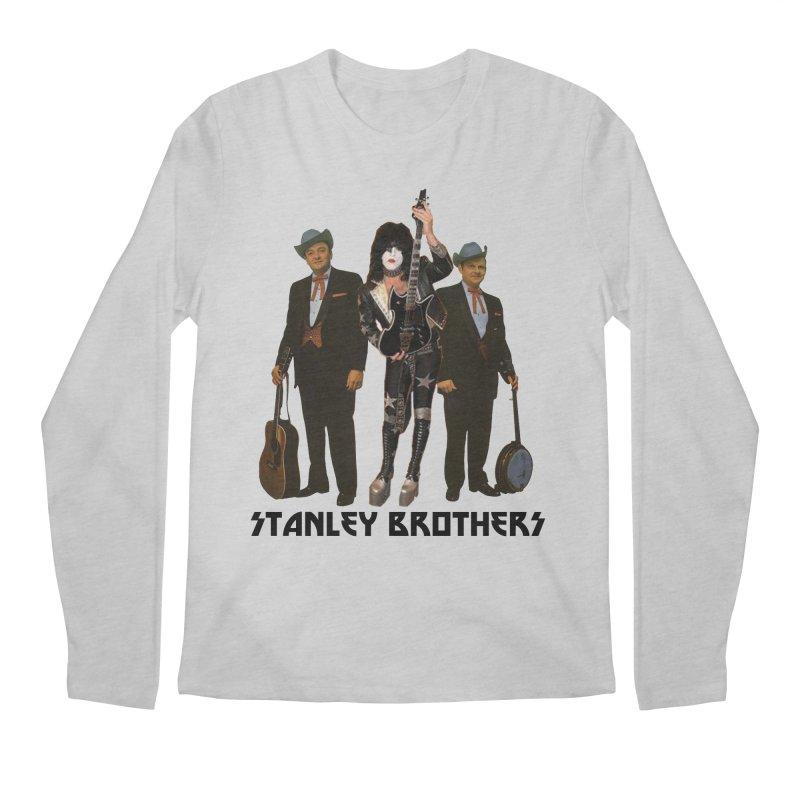The Last Stanley Brother Men's Regular Longsleeve T-Shirt by BestMarkMiller's Artist Shop