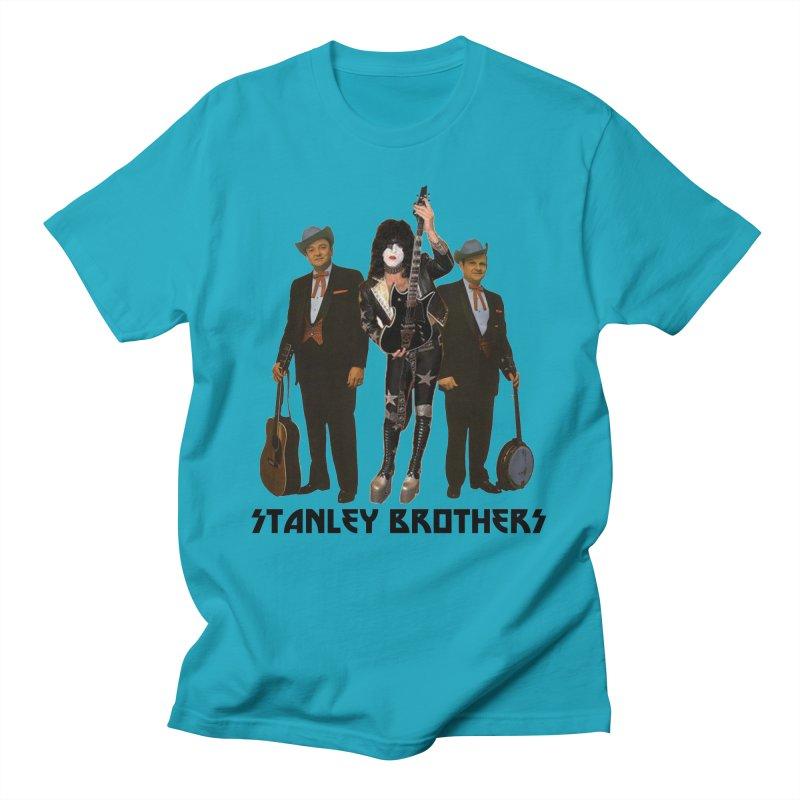 The Last Stanley Brother Men's Regular T-Shirt by BestMarkMiller's Artist Shop