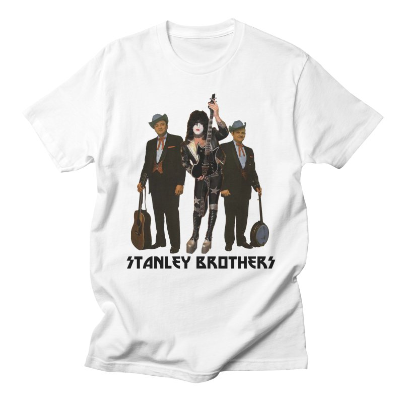 The Last Stanley Brother Women's Regular Unisex T-Shirt by BestMarkMiller's Artist Shop