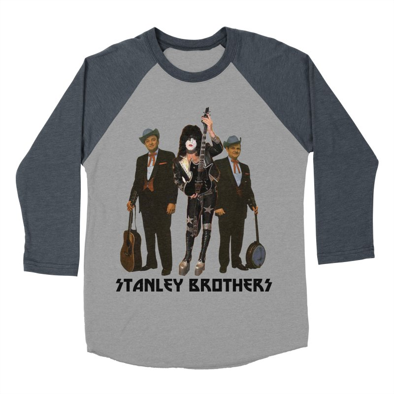 The Last Stanley Brother Women's Baseball Triblend Longsleeve T-Shirt by BestMarkMiller's Artist Shop