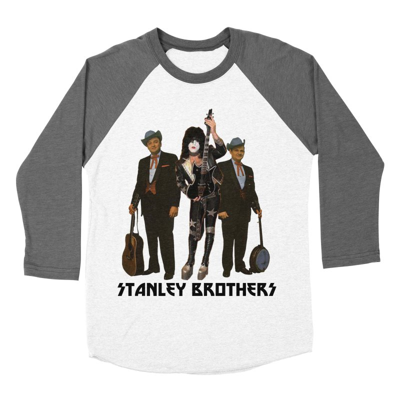 The Last Stanley Brother Men's Baseball Triblend Longsleeve T-Shirt by BestMarkMiller's Artist Shop