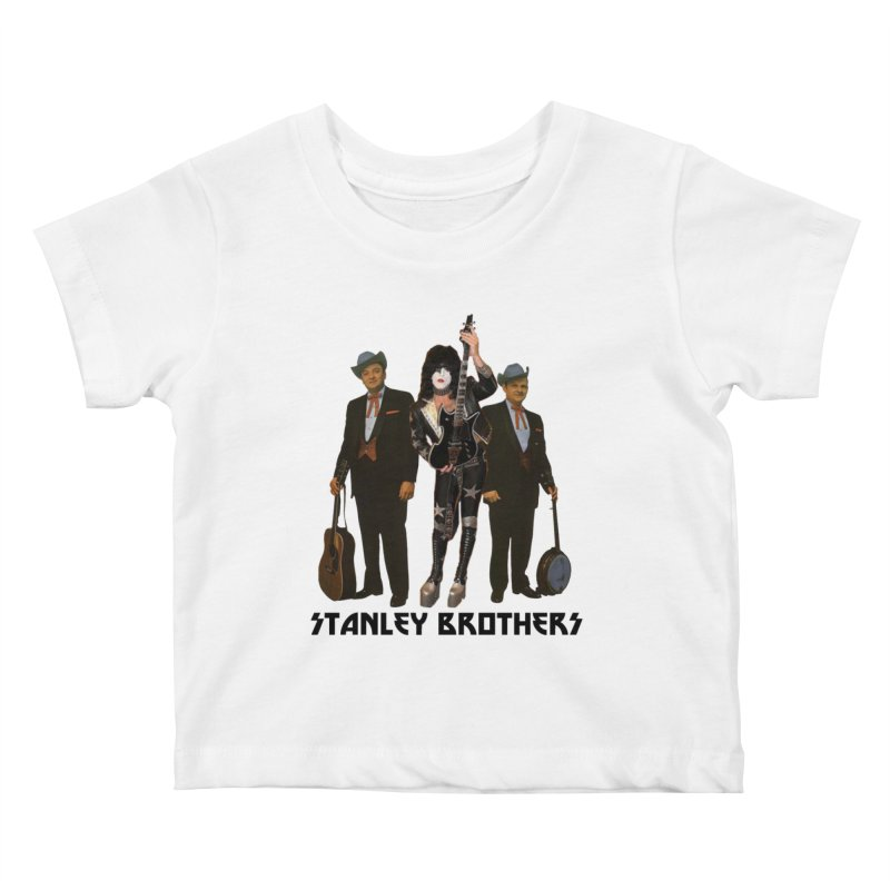 The Last Stanley Brother Kids Baby T-Shirt by BestMarkMiller's Artist Shop